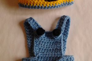 Adorable Minion Hat