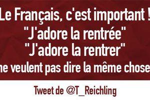 rentree-tweet