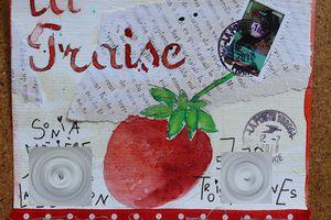 des cartes, mail art ...