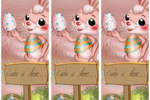 marque page ~Pâques~
