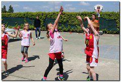 Fête nationale mini-basket à Naucelle - 27/05/16