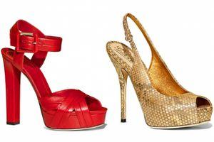 Shoes : Gucci 2012