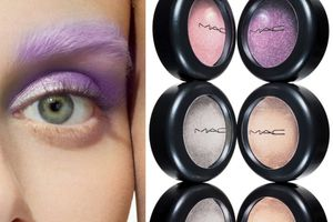 MAC : Collection Pressed Pigments - Printemps 2013