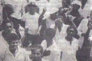 Mémoire : Guadeloupe, mai 1967, répression sanglante