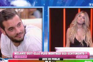 Mélanie (Secret Story 9) ultra décolletée : son râteau mémorable à Loïc et Nicolas