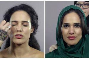 Superbe : découvrez 100 ans de beauté de la femme iranienne en 1 minute