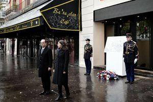 François Hollande : Marathon d'hommages pour les attentats du 13 novembre 2015
