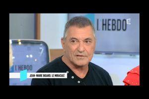"""Jean-Marie Bigard miraculé : """"Le plancher m'est tombé à la gueule"""""""