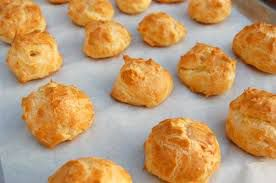 GOUGERES AU THERMOMIX