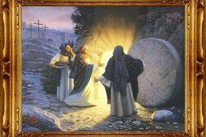 Lundi de Pâques : Soudain, j'ai entendu mon nom