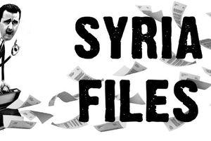 Syria Files : révélations de Wikileaks