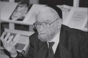 Le pays des Hébreux, Rav Léon Askénazi-Manitou