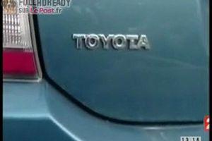 Toyota Prius... c'est de la daube ! - vidéo choc