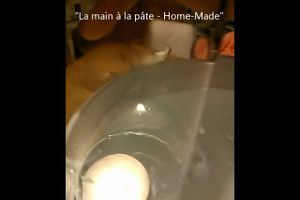 La main à la pâte - Home-made