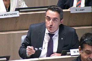 Conseil Municipal de Marseille du 15 décembre avec Stéphane Ravier, Maire FN du 7ème arrondissement