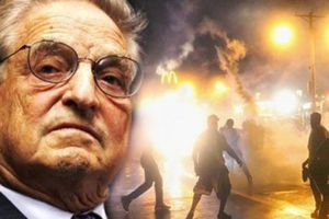 Hommage au travail exceptionnel et minutieux de DREUZ INFO sur Georges Soros !