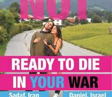 "Israël : campagne ""Not ready to die in your war"", Ronny Edry, citoyen israélien"