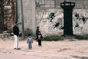 Banksy film: welcome to Gaza