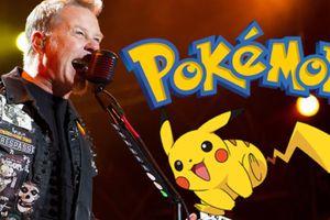 Metallica reprend le thème de Pokémon