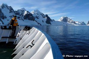 Michel Rocard, ambassadeur de France pour les pôles...News!!