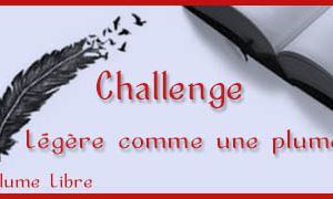Challenge Plume Libre 2016 - Bilan 1er trimestre