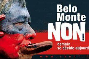Brésil : une victoire historique, la justice stoppe les travaux du complexe électrique de Belo Monte