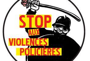 Solidarité avec les familles des victimes des violences policières