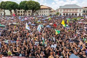 GUYANE: Solidarité de la FSM avec la classe ouvrière guyanaise