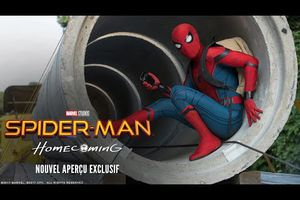 [Spider-Man Homecoming] La bande Annonce #2.