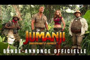 [Jumanji Bienvenue dans la Jungle] Une deuxième bande annonce.