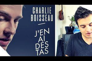 Charlie Boisseau - J'en ai des tas ( cover )