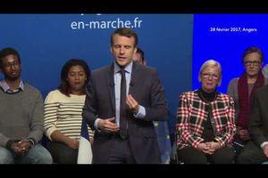 Quand Macron se disait contre une majorité absolue