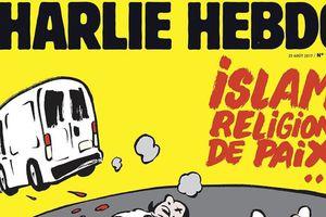 Charlie Hebdo taxé d'islamophobie avec sa Une sur les attentats en Espagne
