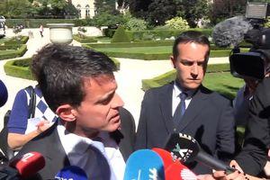 """Manuel Valls à l'Assemblée nationale: """"Vous vous rendez compte du spectacle que vous donnez?"""""""