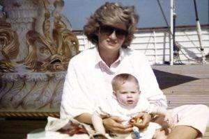 """""""Diana, notre mère: sa vie, son héritage"""": de nouvelles photos de Diana avec William et Harry dévoilées"""