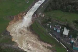 L'ouragan Maria fait céder un barrage à Porto Rico,  70.000 personnes évacuées