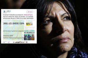 Anne Hidalgo demande l'interdiction de ce festival...