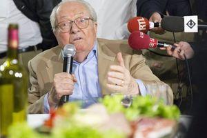 Selon Mediapart, Jean-Marie Le Pen s'est offert 8500 euros de grands vins sur le dos du Parlement européen