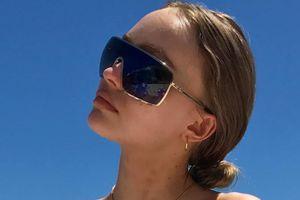 Lily-Rose Depp bronzera topless cet été