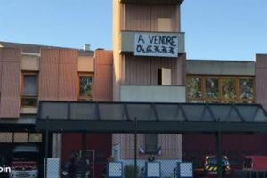 Des pompiers de Nîmes mettent en vente leur caserne sur Le Bon Coin