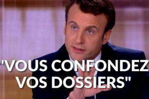 """Débat présidentiel: Le Pen a fini par en avoir marre que Macron """"joue au prof"""" avec elle"""
