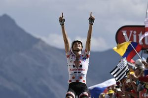 Tour de France 2017, étape 18: Warren Barguil s'impose à l'Izoard
