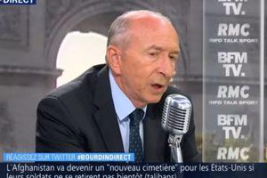 """Gérard Collomb confirme que les terroristes de Barcelone on fait """"un aller-retour"""" à Paris"""
