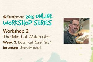 SAP Workshop 2016 Mind of Watercolour
