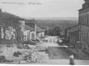 Quelques cartes postales de Suriauville