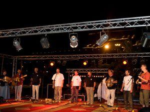 Quelques photos de concert à Agadir dans le cadre de la TRANSAT CLASSIQUE LAGASSE 2008