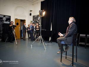 Conférence de presse Huawei au Studio Harcourt.Mardi 18 Octobre 2011Crédits photos ©Philippe Hugonnard