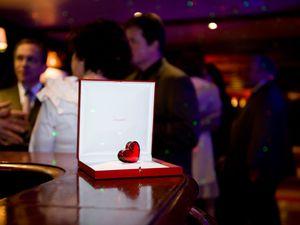 Soirée événementielle sur les yachts de Paris - L'excellence Saint Valentin 2011Crédits photos ©Philippe Hugonnard