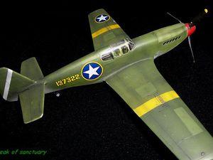 North American A-36A Apache