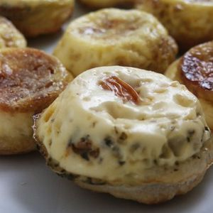 Mini quiches ultra rapides!!!